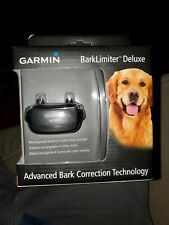 New listing Garmin BarkLimiter Deluxe Advanced Bark Correction Technology. New!