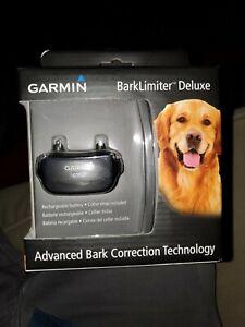 Garmin BarkLimiter Deluxe Advanced Bark Correction Technology. New!