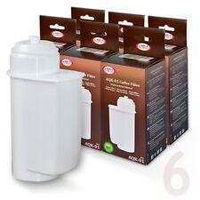 6x Brita Intenza kompatibler Wasserfilter, AquaCrest AQK-01, NEU!