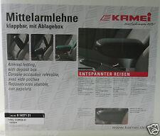 Armlehne Opel Corsa D & E Kamei schwarz Mittelarmlehne Stoff 0 14371 21 Premium