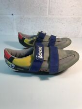 Rare Vintage Shoes LOOK Carbon FRANCE Collector road Track Pista France