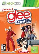 Karaoke Revolution Glee: Volume 3 Bundle Xbox 360 New Xbox 360