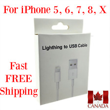 Lightning to USB Cable 1M For Apple iPad Compatible with all 8 Pin