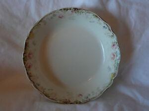Royal Doulton 7.5 inch 19cm Bowl D6071 English Rose C1940's