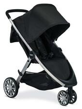 Britax B-Lively Stroller in Raven Black Brand New! Free Shipping!