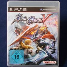 PS3 - Playstation ► SoulCalibur V ◄ inkl. Soundtrack