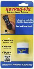 ™Keypad Fix Permanently Repairs Rubber Buttons Anders Flexible Bond Glue