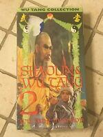 Wu Tang Collection, Shaolin & Wu Tang 2, Wu Tang Invasion, VHS
