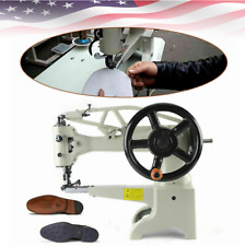 USA Manual Sewing Machine Repair Stitching Equipment for Shoes Leather Products