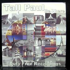 """TALL PAUL be there 12"""" VG+ DF009 UK House Vinyl 1999 Record"""