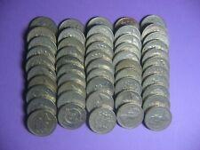50 -- 1 Pound UK/ Great Britain Coins