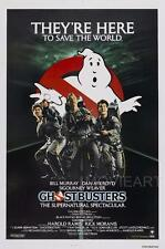 GHOST BUSTERS MOVIE POSTER FILM A4 A3 ART PRINT CINEMA