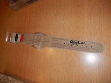 Swatch PMZ104 New POP Olympic Games Olympia GELINDO BORDIN 1996 Atlanta Signiert