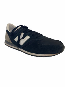 New Balance 420 Suede Combination Vintage 90s Casual Womens Black Shoes 10