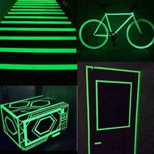 Glow In The Dark Sticker Self Adhesive Tape A4 Sheet Stickers N Making R3A5 R2W7