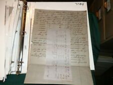 #7734, Agreement to Deliver Lumber Warren to Pittsburgh Pa,1859,Spear to Bidwell