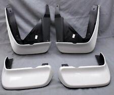 OEM Acura TL Mud Splash Guard Set 08P00-TK4-210 White Diamond