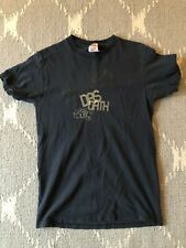 Das Oath T-shirt West Coast Tour 05 Small Youth Attack Charles Bronson Infest