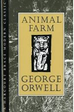 Animal Farm by George Orwell Hardcover Book