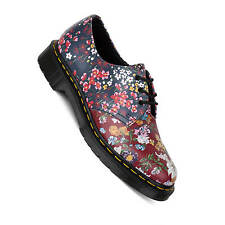 Dr. Martens 3 Eye 1461 FC Ladies Shoes in Floral Print 6.5