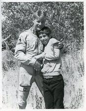 JAN-MICHAEL VINCENT RICKY WITTMAN SMILING AIRWOLF ORIGINAL 1985 NBC TV PHOTO