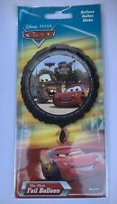 CARS The Movie Lightening McQueen  Tow Mater Race Bubbles Birthday Party Balloon