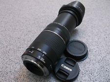 Canon EF 75-300mm 1:4-5.6 III Telephoto Lens for Canon EOS DSLR SLR (BM60)