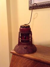 Antique Dietz No 40 Traffic Gard lantern Syracuse NY with Dietz globe