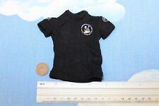 DID Dragon In Dreams 1:6TH échelle LAPD SWAT Point Man T-shirt noir de Denver