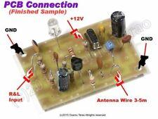 [DIY] 11.7MHz DC12V AM Transmitter PCB Parts Set