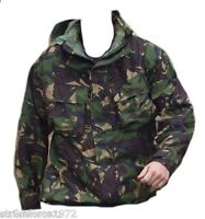 NEW -  British Army 2005 Issue Camo Goretex Waterproof Jacket - Size 160/104