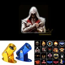 Motorcycle Ghost Shadow Spotlight Projector LED Logo Light for Assassin's Creed