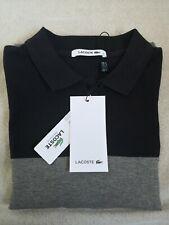 Lacoste Tennis Ladies Long Sleeve Polo Shirt Size EU40/UK12