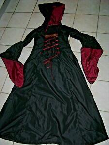 Neuwertiges Kleid BURGFRAU / MITTELALTER Gr. 38/40