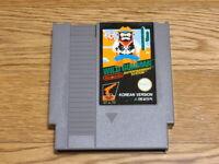 Nintendo NES Hyundai Comboy Wild Gunman Korean Version Famicom Game Cartridge