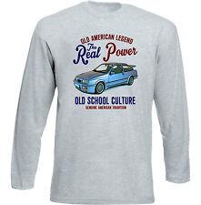 Vintage American Car Ford Cosworth-Nuevo Algodón Camiseta