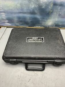 Spaulding and Rogers Body Piercing Travel Kit Briefcase