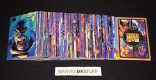 1994 FLEER MARVEL MASTERPIECES GOLD SIGNATURE CARD SINGLES YOU CHOOSE CARDS