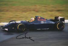 Karl Wendlinger Autogramm signed 20x30 cm Bild