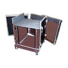 "ATA 3/8"" Mixer/Rack Case w/WHEELS FACTORY SALE For PRESONUS STUDIO LIVE 16.4.2"