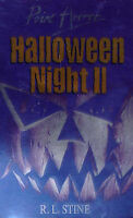 Halloween Night II (Point Horror), Stine, R. L. , Good | Fast Delivery