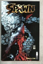 Spawn #103-2001 nm- Todd McFarlane and Brian Holguin Greg Capullo
