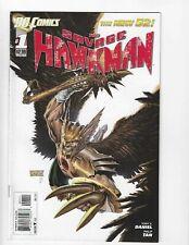 Savage Hawkman #1 DC Comics 2012 1st Print VF Comb Shipping Available