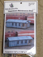 NEW RELEASE!!!   DCS STRUCTURE  KITS  HAGERSTOWN MAINTENANCE SHED