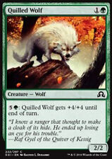 MTG 4x QUILLED WOLF - LUPO SPINATO - SOI - MAGIC