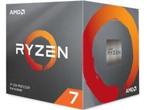 AMD Ryzen 7 3700x Processor+ Wraith Prisim COOLER