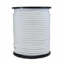 "1/4"" 500 ft Dacron Polyester Rope White"