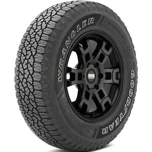 Tire Goodyear Wrangler Workhorse AT LT 265/75R16 Load E 10 Ply All Terrain