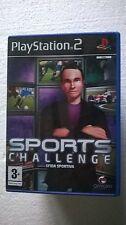 PS2 SONY PLAYSTATION 2 SPORTS CHALLENGE : SFIDA SPORTIVA