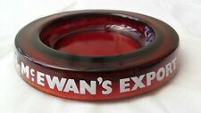 McEwans Export Red Ashtray